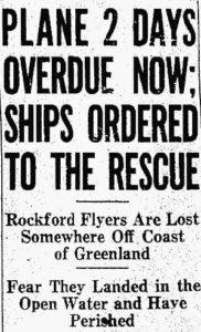 19280821 Plane 2 Days Overdue