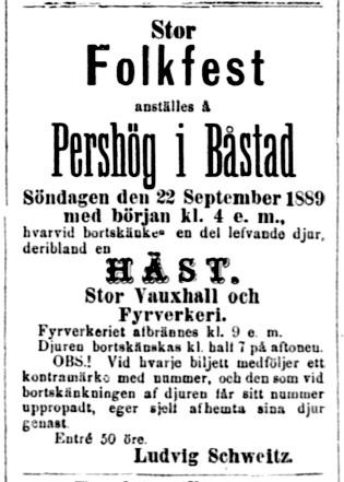 Källa: Norra Skåne, 1889-09-20.