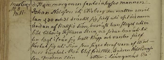 Källa: Arkiv Digital: Fröderyd C:4 (1801-1853) Bild 155 / sid 300.