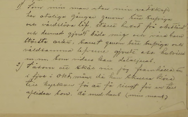 Källa: ArkivDigital: Södra Sandsjö HI:1 (1796-1905) Bild 383.